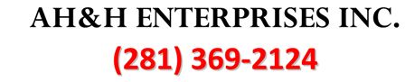 AH&H Enterprises Inc.